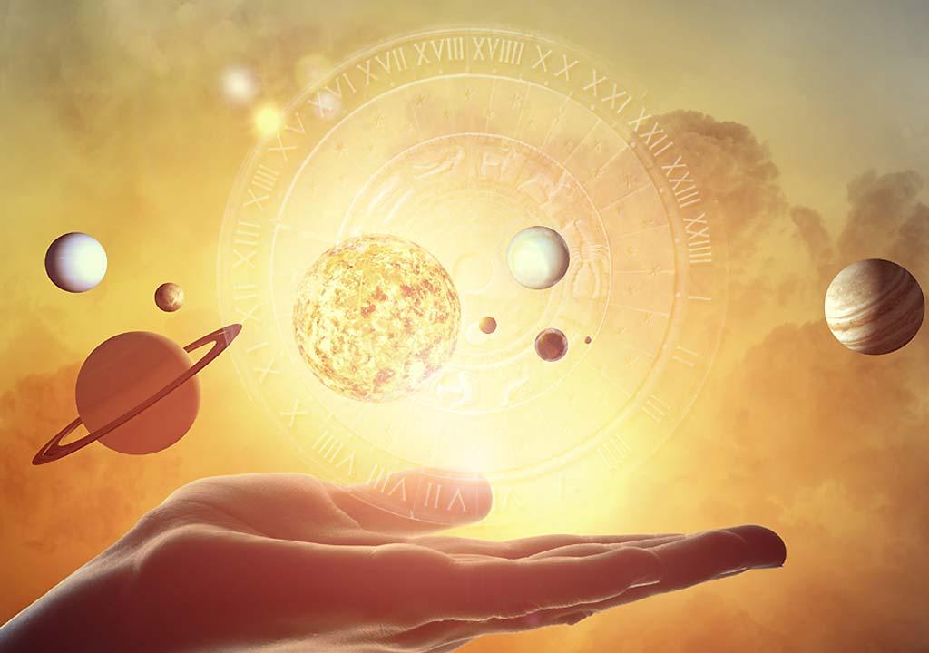 占星術の運